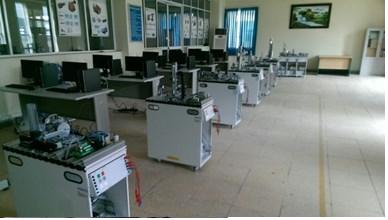 Trạm thực hành MPS - ĐH Công nghiệp Hà Nội